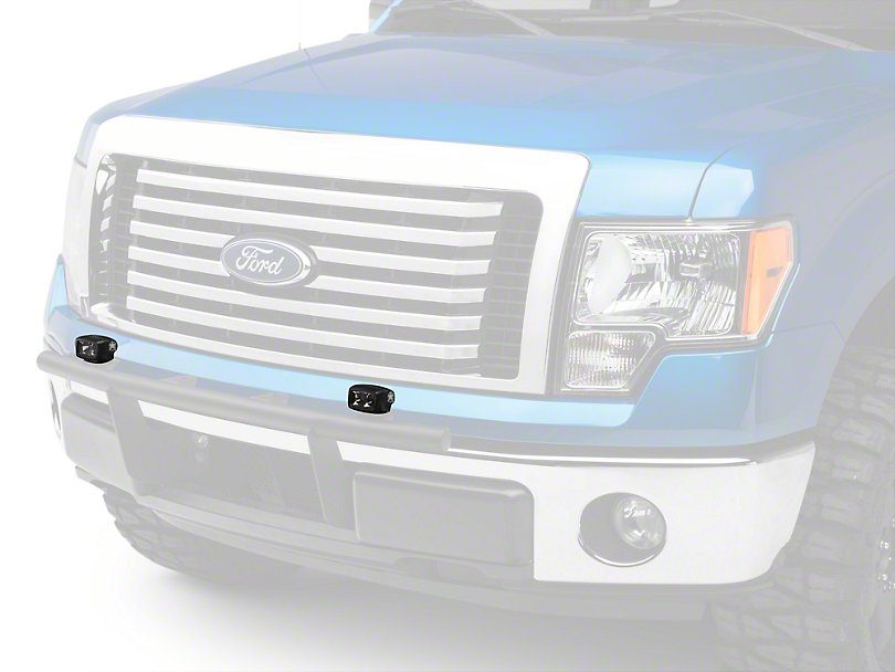 Rigid Industries 3 in. SR-M LED Light - Flood Beam (97-18 F-150)