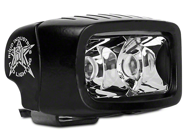 Rigid Industries 3 in. SR-M LED Light - Spot Beam (97-18 All)