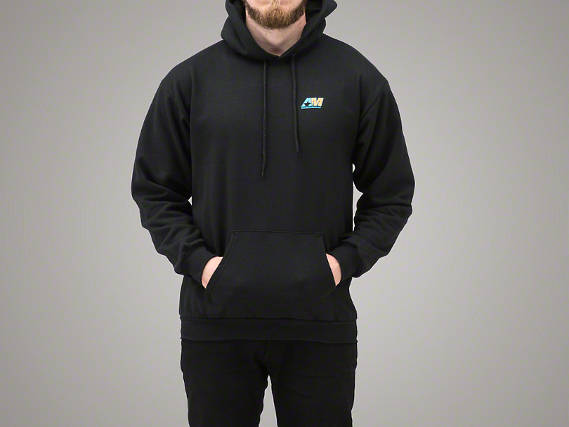 AmericanMuscle Sweatshirt - Black
