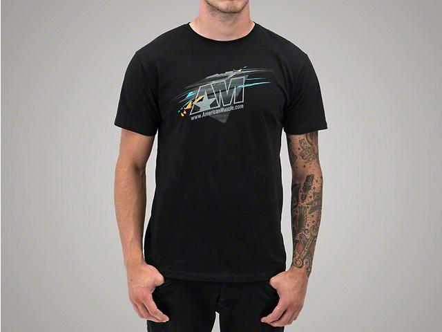 AmericanMuscle Shredded T-Shirt - Men