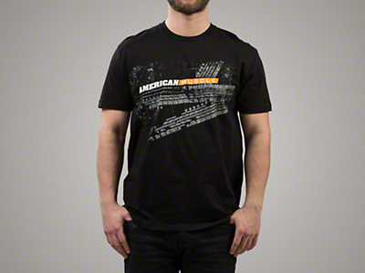 AmericanMuscle Get Treaded T-Shirt - Men