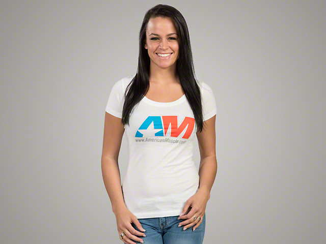 AmericanMuscle Icon T-Shirt - Women