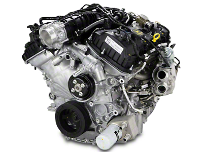 Ford Performance 3.5L EcoBoost V6 Crate Engine Kit (13-16 3.5L EcoBoost)