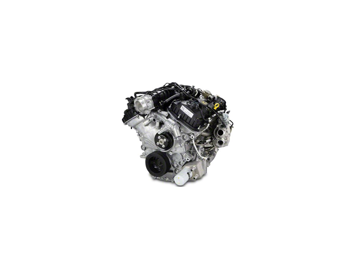 Ford Performance 3 5L EcoBoost V6 Crate Engine Kit (13-16 3 5L EcoBoost  F-150)