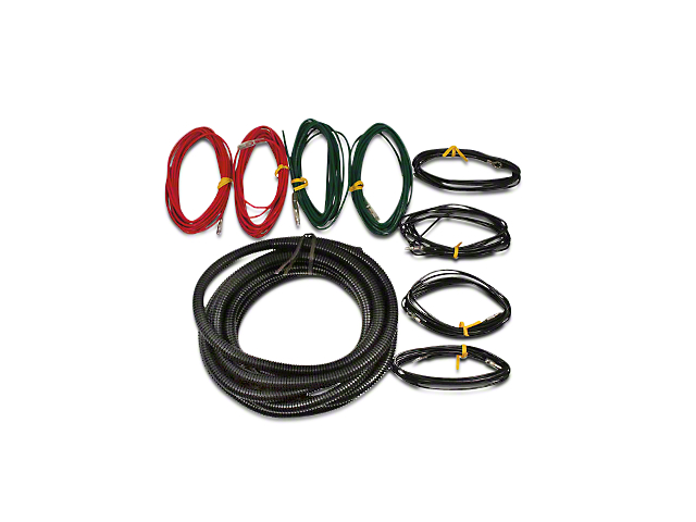 Ford Performance F-150 Auxilary Light Wiring Harness Kit M