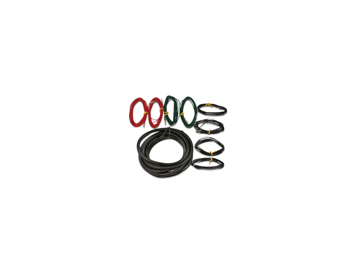 Ford Performance Auxilary Light Wiring Harness Kit (97-18 w/ OEM In-Dash on