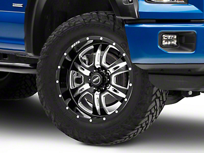 SOTA Off Road Death Metal REHAB 6-Lug Wheel - 20x9 (04-17 All)