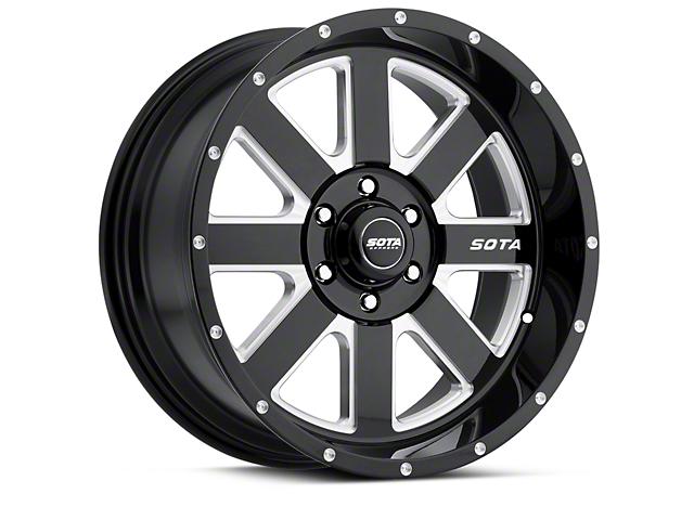 SOTA Off Road AWOL Death Metal 6-Lug Wheel - 20x12 (04-17 All)