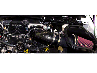 Roush R2300 650 HP Supercharger Kit - Phase 2 (15-17 5.0L F-150)