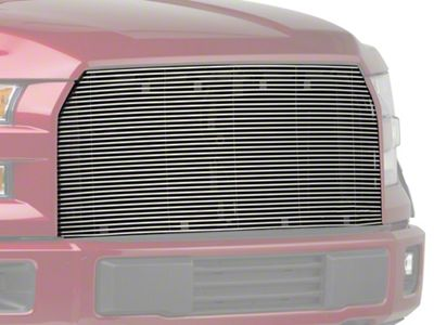 Upper Replacement Grille - Polished  (15-17 All, Excluding Raptor)