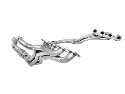 Stainless Power 1-7/8 in. Catted Headers for Lightning or Dump Exhaust - Performance Connect (10-14 6.2L F-150 Raptor)