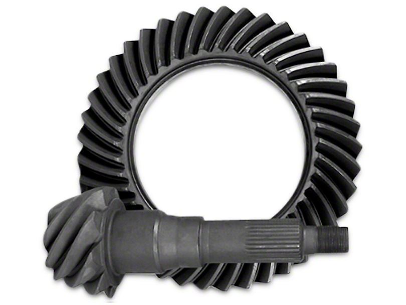 Yukon Gear 9.75 in. Rear Ring Gear and Pinion Kit - 4.11 Gears (11-18 All)
