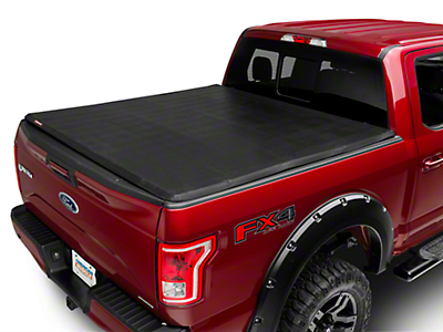 TruXmart Quattro Tonneau Cover (15-18 w/ 5.5 ft. & 6.5 ft. Bed)