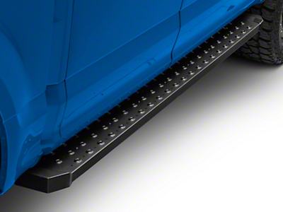 Barricade Rattler Steel Running Board (15-17 SuperCrew)