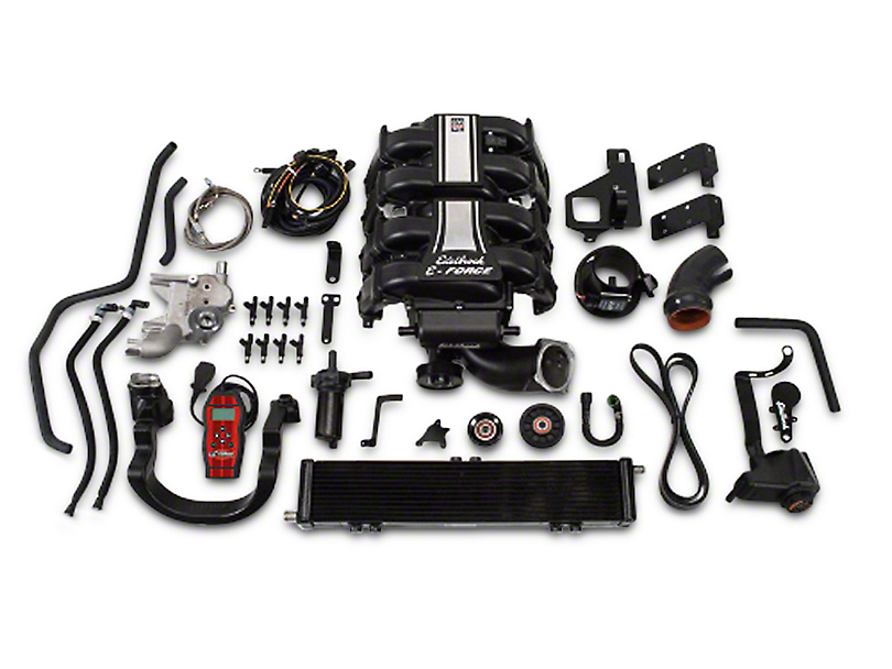 Edelbrock E-Force Stage 1 Street Supercharger w/ Tuner (09-10 2WD 5.4L)