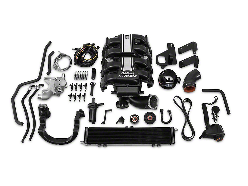Edelbrock E-Force Stage 1 Street Supercharger w/o Tuner (09-10 2WD 5.4L)