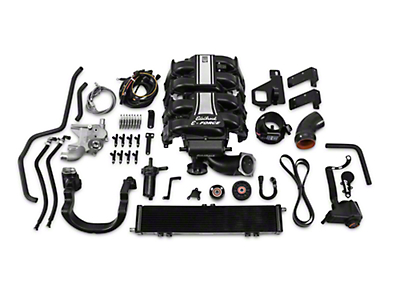 Edelbrock E-Force Stage 1 Street Supercharger Kit w/o Tuner (09-10 2WD 5.4L F-150)