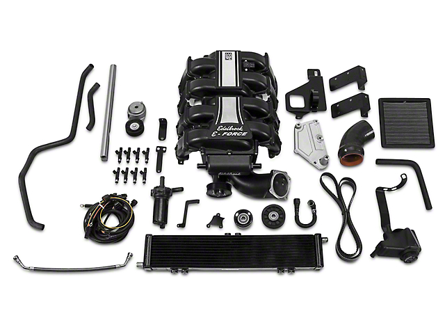 Edelbrock E-Force Stage 1 Street Supercharger w/o Tuner (11-14 5.0L)