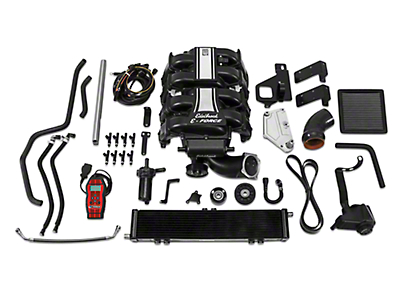 Edelbrock E-Force Stage 1 Street Supercharger w/ Tuner (11-14 5.0L F-150)