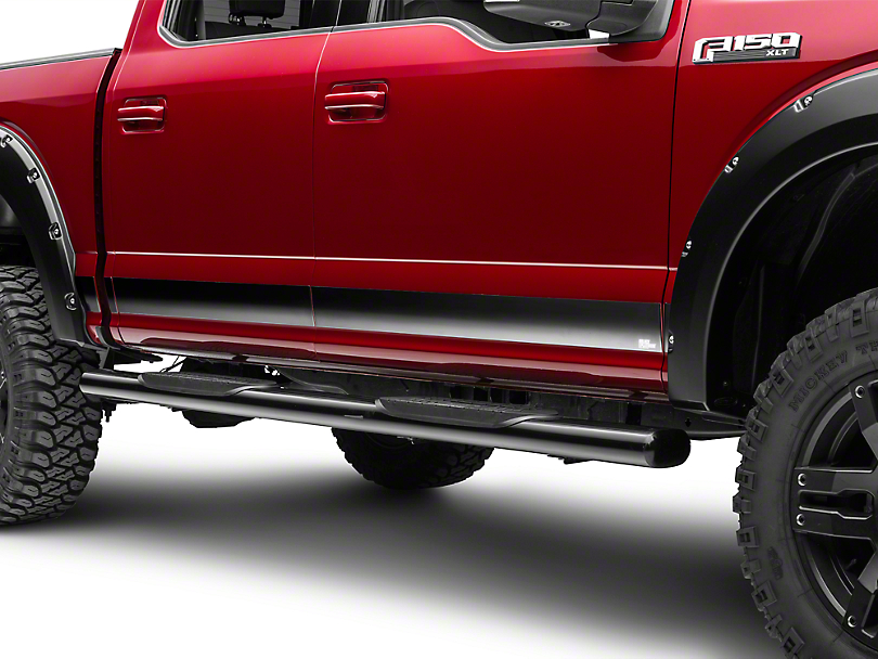 Putco Black Platinum Rocker Panels (15-18 F-150)