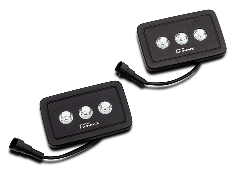 Putco Luminix High Power LED Fog Lights (15-17 F-150, Excluding Raptor)