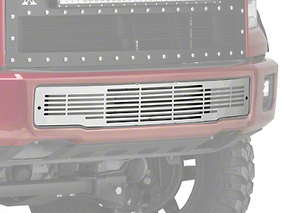 Putco Bar Design Lower Bumper Grille Insert - Stainless Steel (15-17 All, Excluding Raptor)