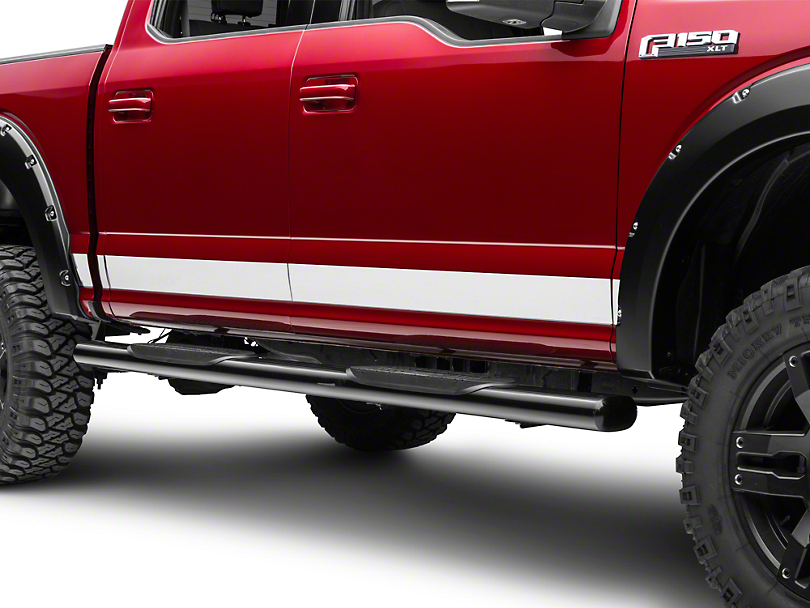 Putco Stainless Steel Rocker Panels (15-19 F-150)