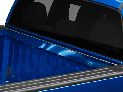 Putco Front Bed Protectors - Stainless (09-14 F-150)