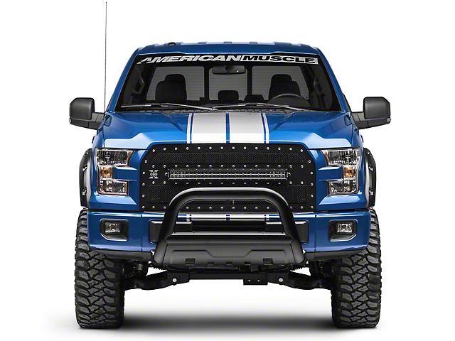 American Muscle Graphics Silver Full Length Stripes - 10-1/4 in. (15-18 All)