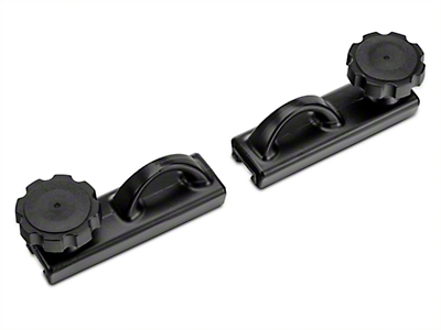 TracRac Base Rail Tiedowns (97-17 All)