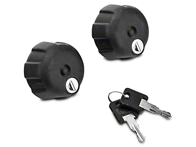 TracRac Locking TracKnobs (97-17 All)