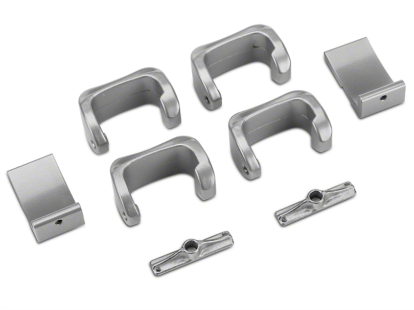 TracRac TracOne Toolbox Mount Kit (97-17 All)