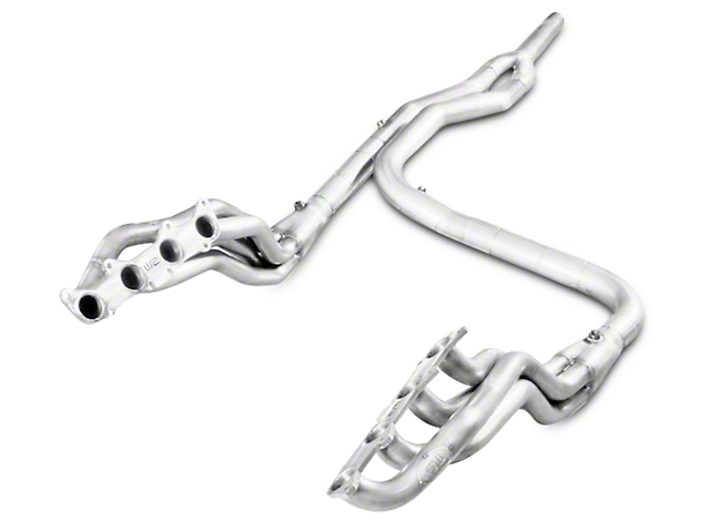 Stainless Works 1-7/8 in. Headers w/ Off-Road Y-Pipe - Factory Connect (15-17 5.0L)