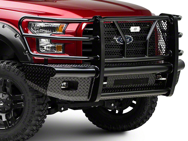Steel Craft HD Front Bumper (15-17 F-150, Excluding Raptor)