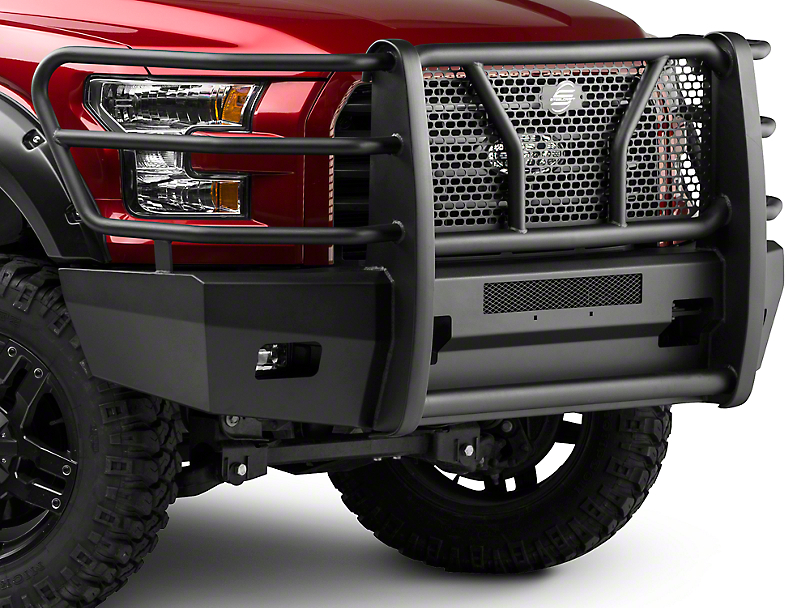 Steel Craft HD Elevation Front Bumper (15-17 F-150, Excluding Raptor)