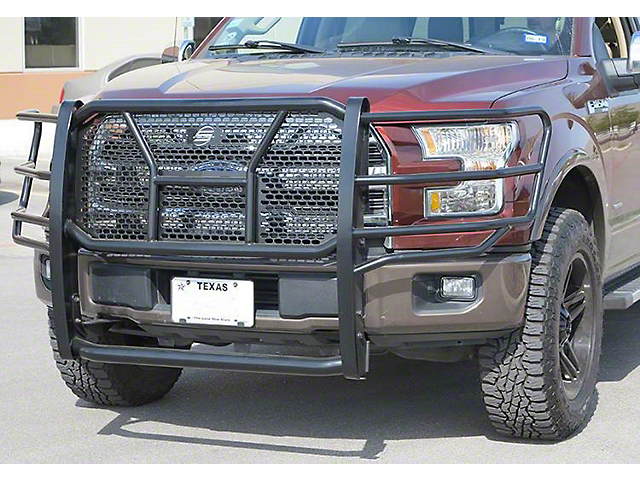 Steel Craft HD Grille Guard (15-17 F-150, Excluding Raptor)