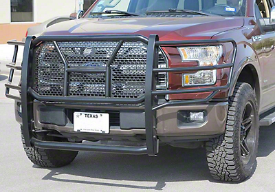 Steel Craft HD Grille Guard (15-17 All, Excluding Raptor)