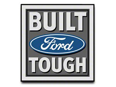 Fathead F 150 Built Ford Tough Logo Wall Decals 1055 00004