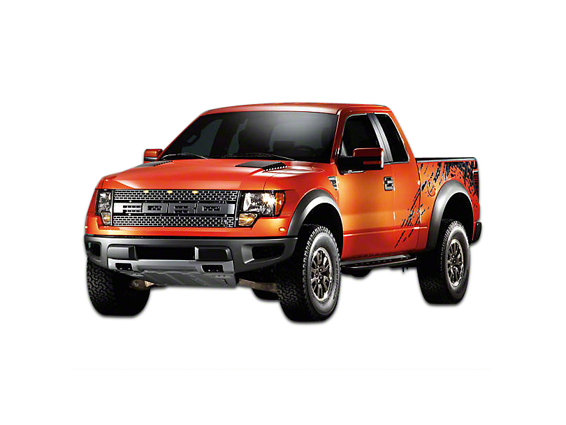 Ford Raptor Wall Decals