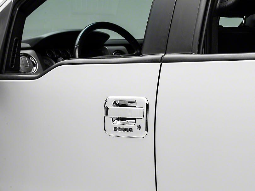 Door Handle Covers - Chrome ABS (09-14 F-150)