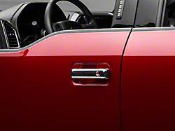 Door Handle Covers - Chrome ABS (15-19 F-150 SuperCrew)