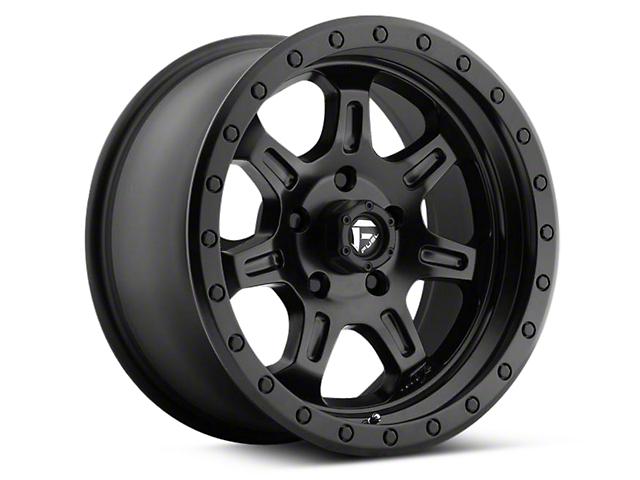 Fuel Wheels JM2 Matte Black 6-Lug Wheel - 17x8.5 (04-18 F-150)