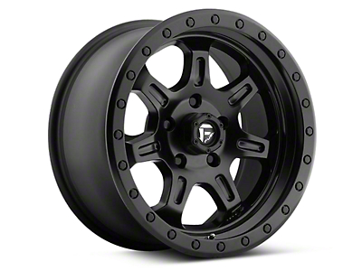 Fuel Wheels JM2 Matte Black 6-Lug Wheel - 17x8.5 (04-18 All)
