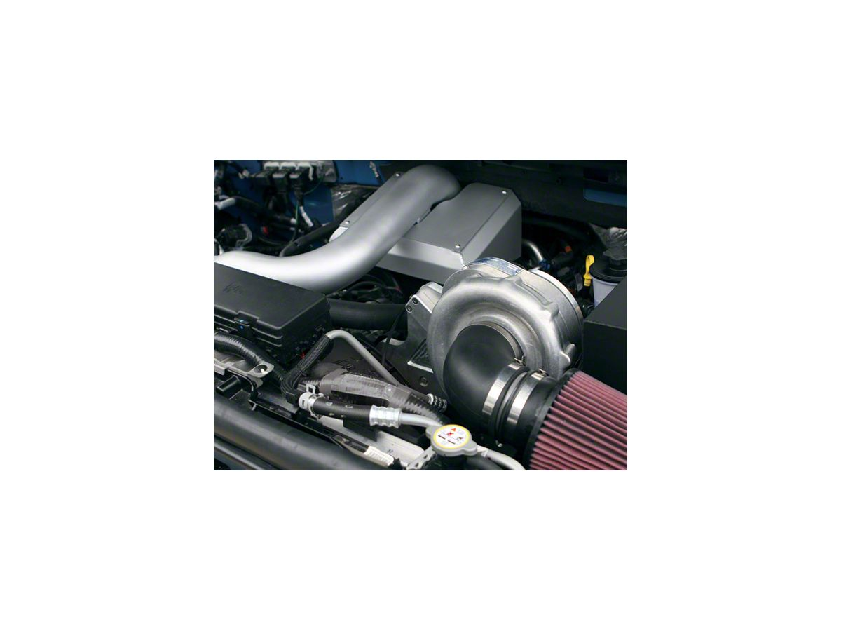 Procharger High Output Intercooled Supercharger Kit w/ P-1SC-1 (04-08 5 4L  F-150)
