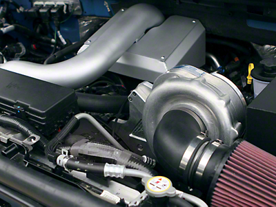 Procharger High Output Intercooled Supercharger System w/ P-1SC-1 - Tuner Kit (09-10 5.4L F-150, Excluding Raptor)