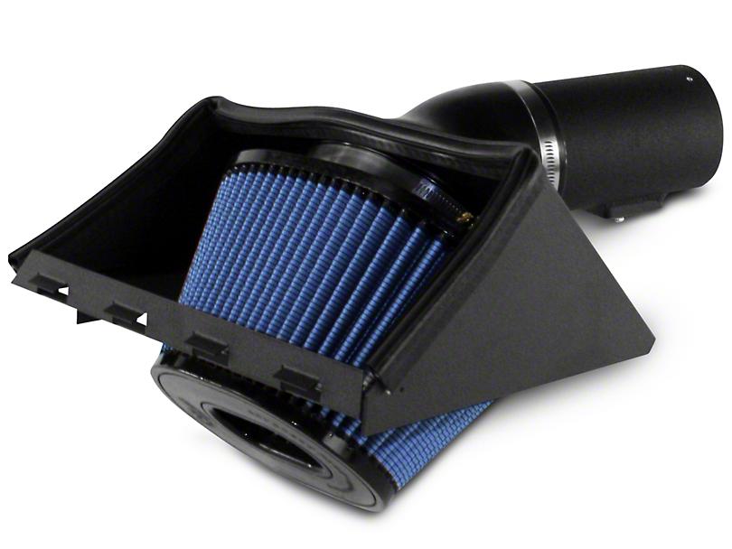 AFE Magnum Force Stage 1 Pro 5R Cold Air Intake - Black (11-14 5.0L)