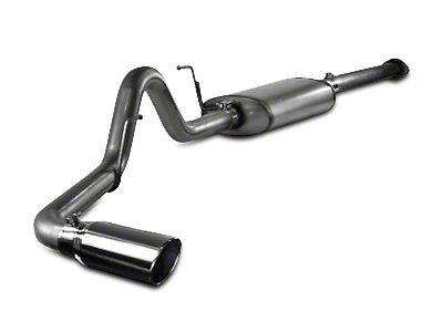 AFE MACH Force XP 3 in. Single Exhaust System - Side Exit (11-14 5.0L F-150)