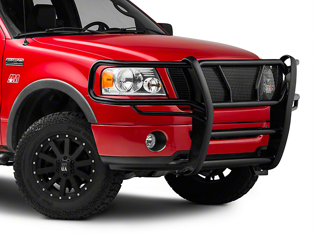 Westin HDX Brush Guard - Black (04-08 F-150, Excluding Harley Davidson)