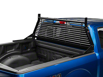 Westin HDX Headache Rack - Black (04-18 F-150)