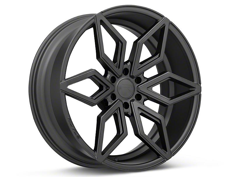 Rovos Kimberley Satin Black 6-Lug Wheel - 24x10 (04-19 F-150)